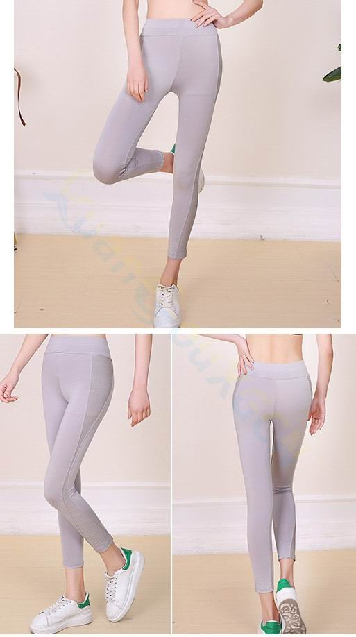20* sexy Breathable Women Yoga Pants Sports Running Sportswear Stretchy Fitness Leggings Gym Tights Pants quick-drying trousers