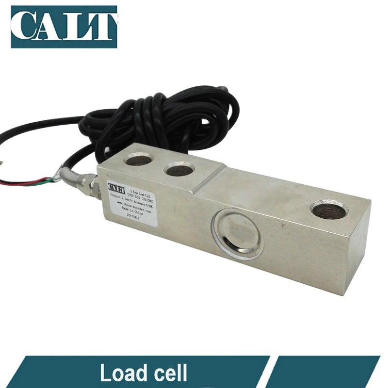 High Resolution Cantilever Beam Pressure Sensor Small Loadometer Load cell 100kg 200kg 300kg 500kg 1t 2t
