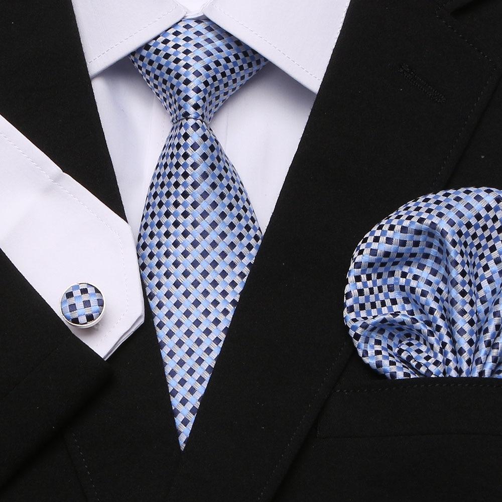 Nueva calidad corbata para hombres pañuelo corbata de punto a rayas corbatas de Hombre 7,5 cm corbata delgada Gravata para boda fiesta