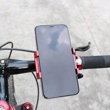 Scooter elétrico titular do telefone para xiaomi m365 pro scooter placa acessórios mountain bike motocicleta telefone titular para iphone 7 8
