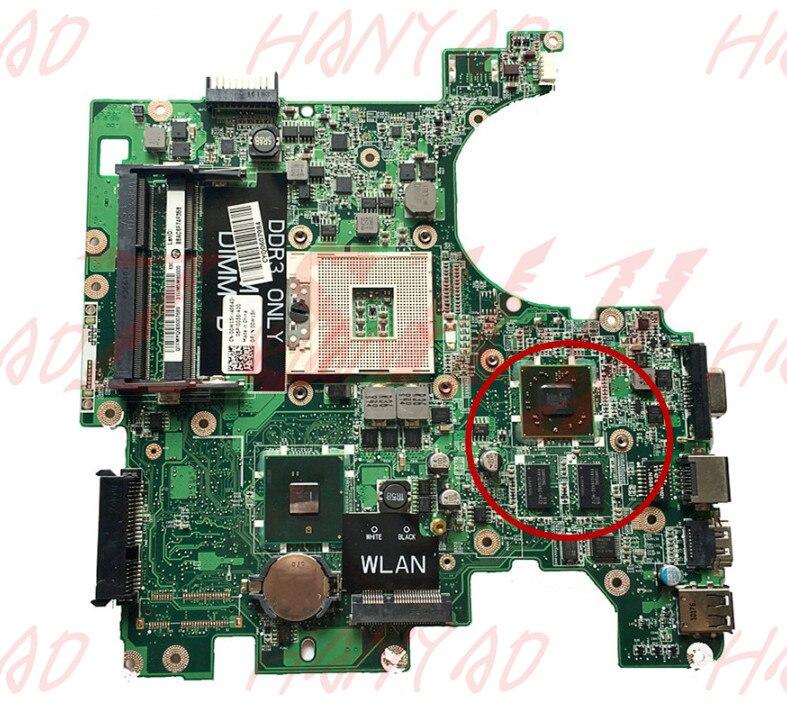 0W15K 00W15K CN-00W15K For Dell 1764 laptop motherboard mainboard DA0UM3MB8E0 DDR3 100% tested
