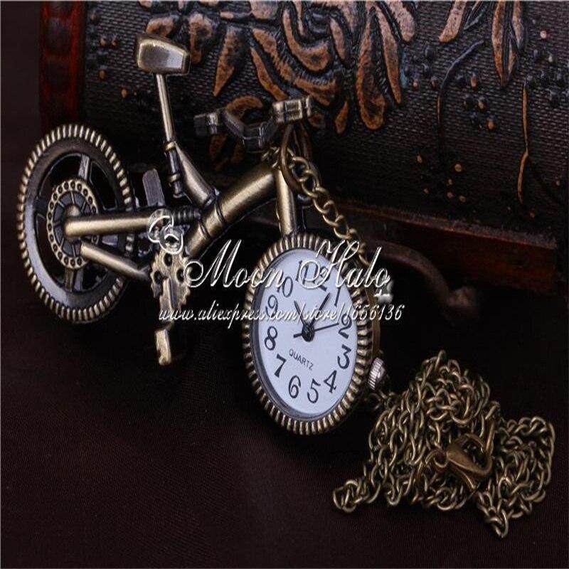 ¡Nueva gran oferta! reloj de bolsillo de cuarzo analógico de imitación de cuero con esfera dorada Punk para mujer, 1JBM, Envío Gratis