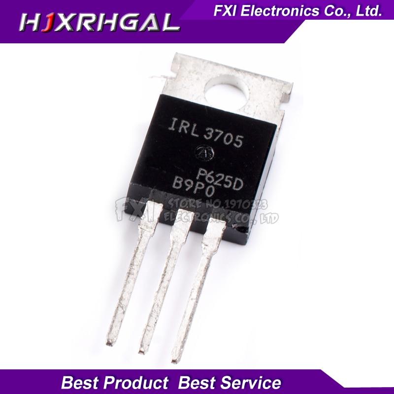 50 Uds IRL3705N IRLB8721 HFA15TB60 IRF3808 IRF4227 LM317T IRF3205 hjxrhgal Transistor-220 TO220 IRL3705 15TB60 IRF4227