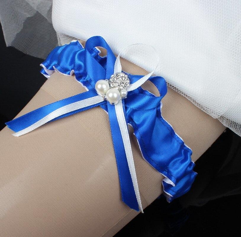 Envío Gratis lencería Sexy azul para mujer, lencería, encaje, cinturón, patas, anillo, vestido de novia, con medias de encaje hechas a mano
