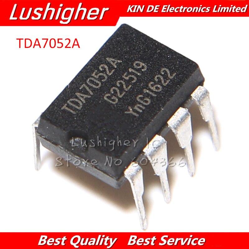 10 шт. TDA7052A DIP-8 TDA7052 DIP TDA7052B