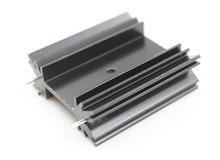 Livraison gratuite rapide 30 pcs/lot Aluminium complet à-220 34*12*38mm DIODE SCHOTTKY dissipateur thermique/triode bloc de refroidissement/TO-220 radiateur
