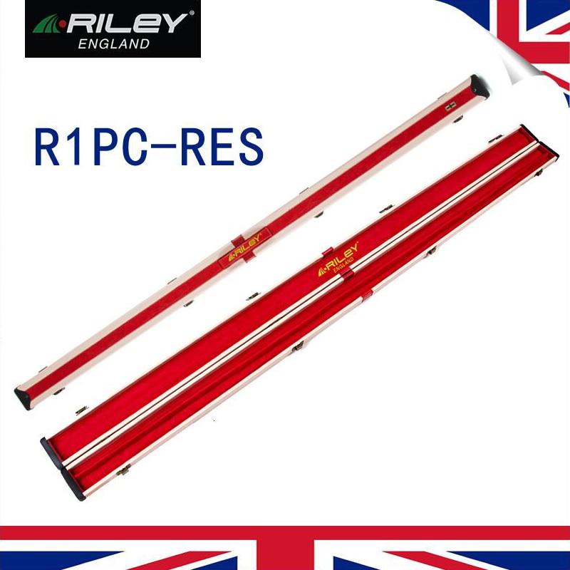 Original RILEY R1PC-RES Snooker Cue Box 3/4 Rod Straight Rod Box Snooker Box Professional High Quality Billiard Accessories