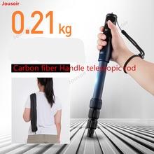Professional monopod tripod lightweight carbon fiber camera monopod for  C/N/S/P DSLR Camera extended rod portable CD50 T03 2Y