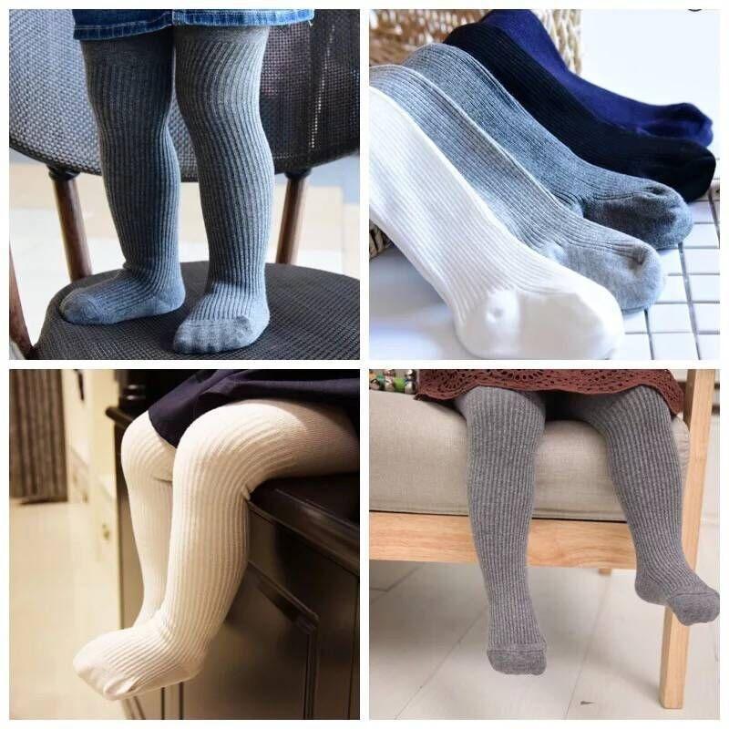 3 قطعة الكثير panti الجورب جوارب طفل الاطفال كبيرة فتاة الجوارب مضلع حك الساق دفئا الرضع الأطفال بانت الوليد الطفل النقش