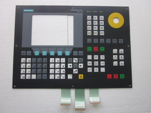 SINUMERIK 802C نظام 6FC5500-0AA11-1AA0 802C غشاء لوحة المفاتيح ل CNC لوحة إصلاح ~ تفعل ذلك بنفسك ، جديد ويكون في الأسهم