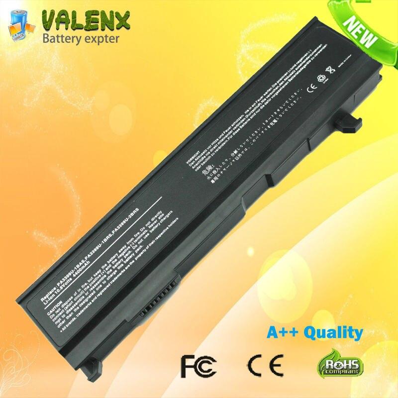 Batería del ordenador portátil para TOSHIBA Satellite A100 A80 A105 PA3399U PA3399 PA3399U-1BAS PA3399U-1BAS PA3399U-1BRS PA3399U-2BRS