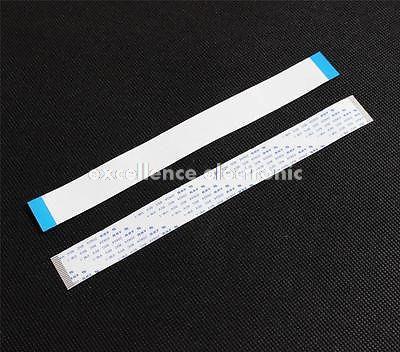 10 Uds Flexible Flat Cable 20pin 200mm 20cm 1,0mm 20Pos dirección hacia...