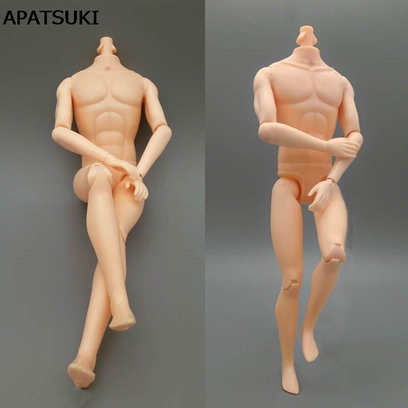 Cuerpo de muñeca articulado para hombre y mujer, cuerpo de 26cm movible...