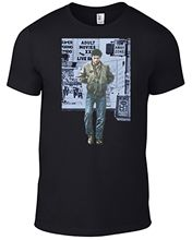 TAXI DRIVER T-Shirt Robert De Niro Sopranos scorsese Godfather tee poster dvd Printed  T Shirt Short Sleeve Men
