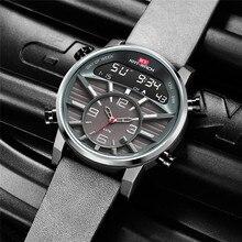 Мужские часы, Лидирующий бренд, роскошные аналоговые цифровые часы, мужские армейские военные часы для мужчин, большие тактические Спортивные часы, Relogio Masculino Whatches