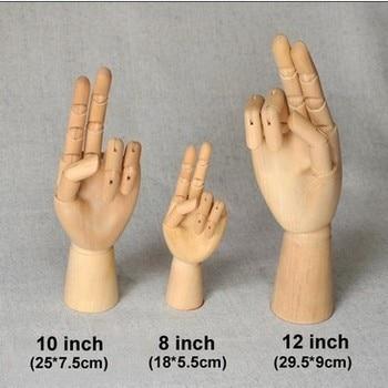 Hot selling 30 pcs men hand models
