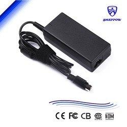 2014 nova chegada de alta qualidade adaptador ac 12 v 5a 4 Pinos para Monitor chargerFull capacidade