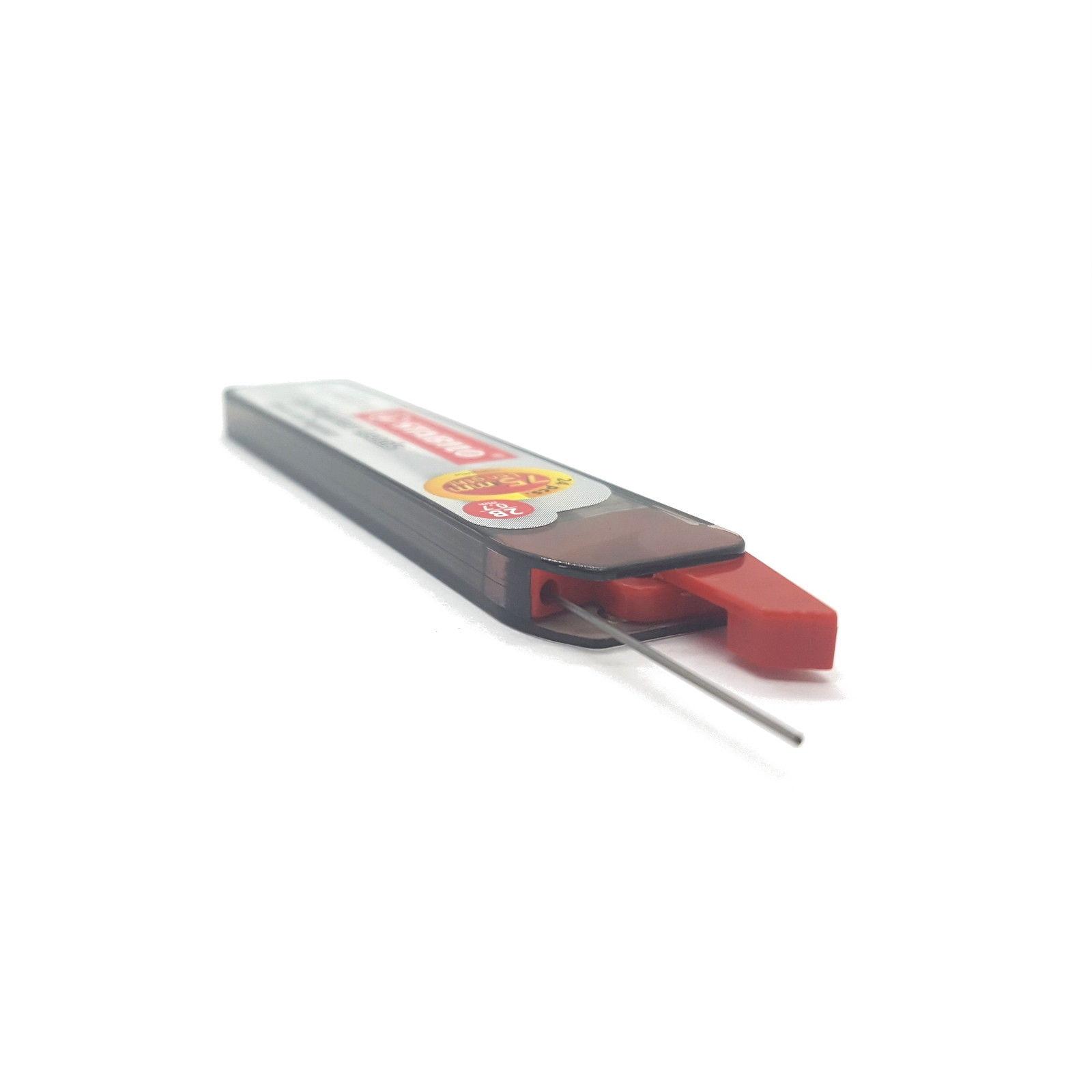 Paquete de 12 Stabilo Hola-polímero de plomo negro HB/2B/0,5/0,7mm   Recambio de lápices mecánicos