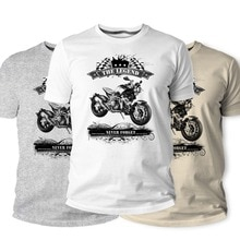 T-Shirt, Fans de moto classiques italiens Tesi 2019 T-Shirts dété pour hommes T-Shirts en coton à manches courtes amusants T-Shirts en coton 3Dt-Shirts