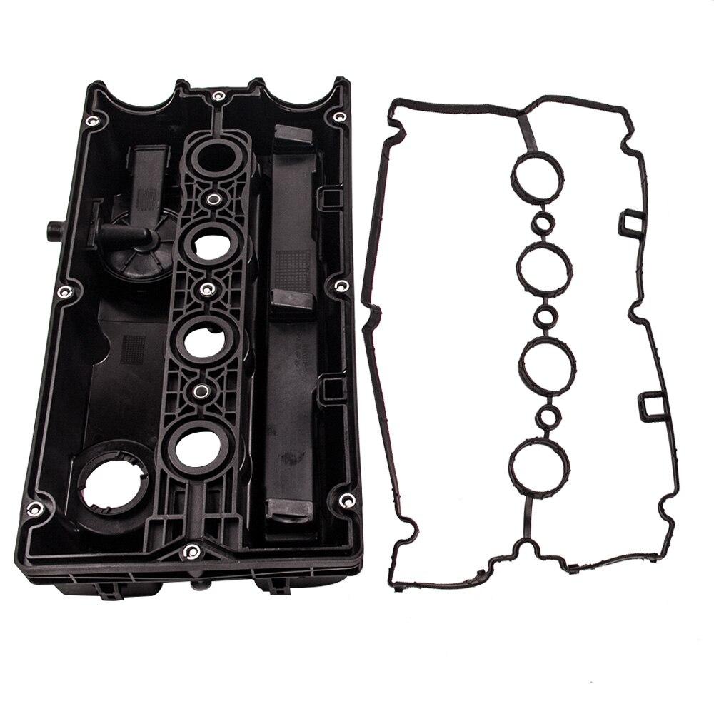 Cubierta de válvula de carrera de balancín de levas + Junta 55556284 para Vauxhall Astra H Mk5 Vectra C para Astra H Mk5 2004-2009 Z16Xep Z16Xe1