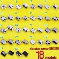 jcd micro usb jack connector charging port plug socket 5pin for google nexus 6p for huawei p10 p9 p7 p6 5s 4x g7