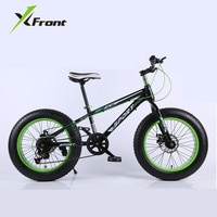 Original X-Front brand Snowmobile 7212427 Speeds 20 Fat Tire disc brake MTB Mountain Bike Off-road gear reduction Beach Bike