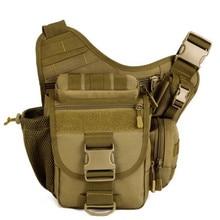 Military Sattel tasche Schulter Tasche Nylon Multi-funktion Dslr Kamera Taschen hohe-ende Camouflage Casual Reisetasche freies hologramme