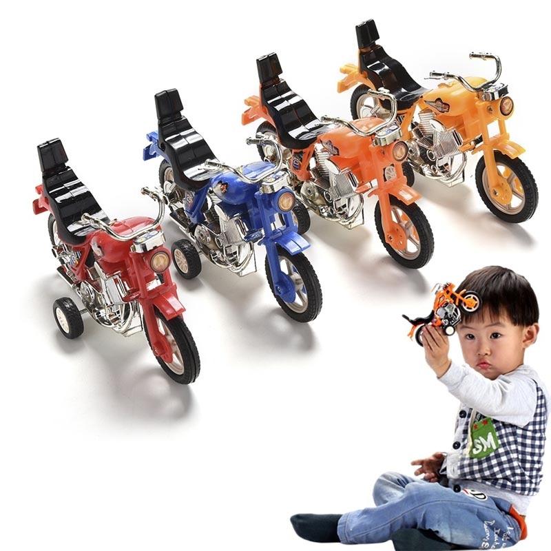 Juguetes para niños, ruedas calientes, vehículos de juguete Diecast, Mini motocicleta, lindos coches de retroceso, regalos para niños y niños, 88 YH-17