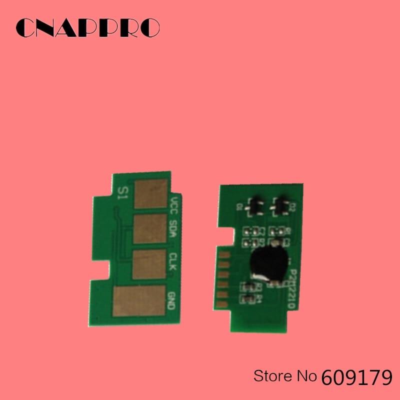 1 juego/lote CLT-505L CLT505L CLT 505L 505 chip reajuste para samsung C2620 C2670 C2680FX C2680 chip de cartucho de tóner