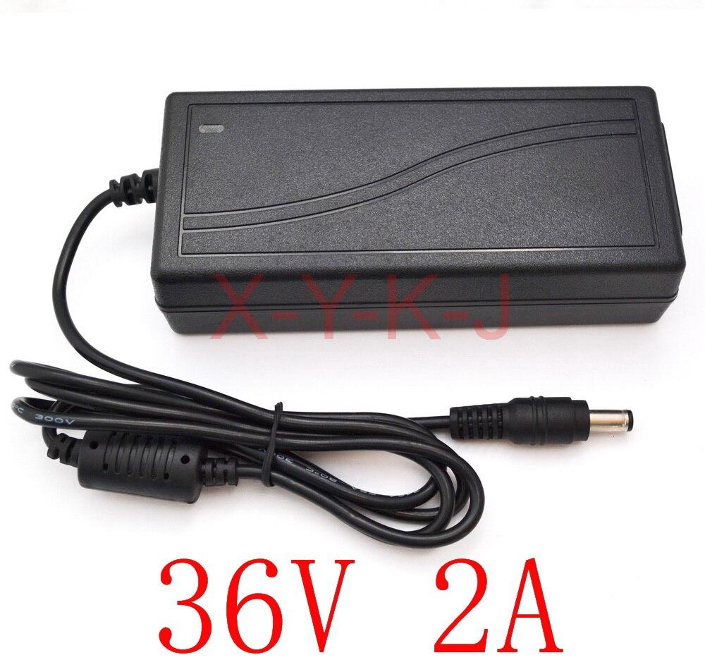 1 PCS Alta qualidade soluções IC 36 V 2A AC 100 V-240 V DC fonte de alimentação do Interruptor, 72 W LEVOU adaptador, 5.5mm * 2.1-2.5mm