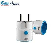 NEO-prise dalimentation intelligente Coolcam Z Wave Plus   Mini prise dalimentation, domotique sortie Zwave, prolongateur à gamme Z Wave, prise intelligente pour contrôle de lénergie