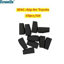 Transpondeur puce ID4C TP07 10 pièces/lot   Pour Toyota Avalon Avensis Corolla Celica Hiace Highlander Hilux Prius RAV4 Yaris