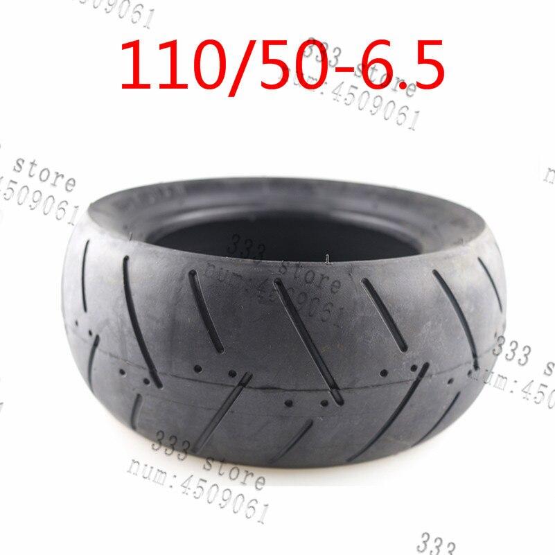 Frete grátis pneu traseiro 110/50-6.5 pneu sem câmara de piso de água para 47cc, 49cc mini bolso bicicleta sujeira pit bicicleta mta1 mta2 mta4