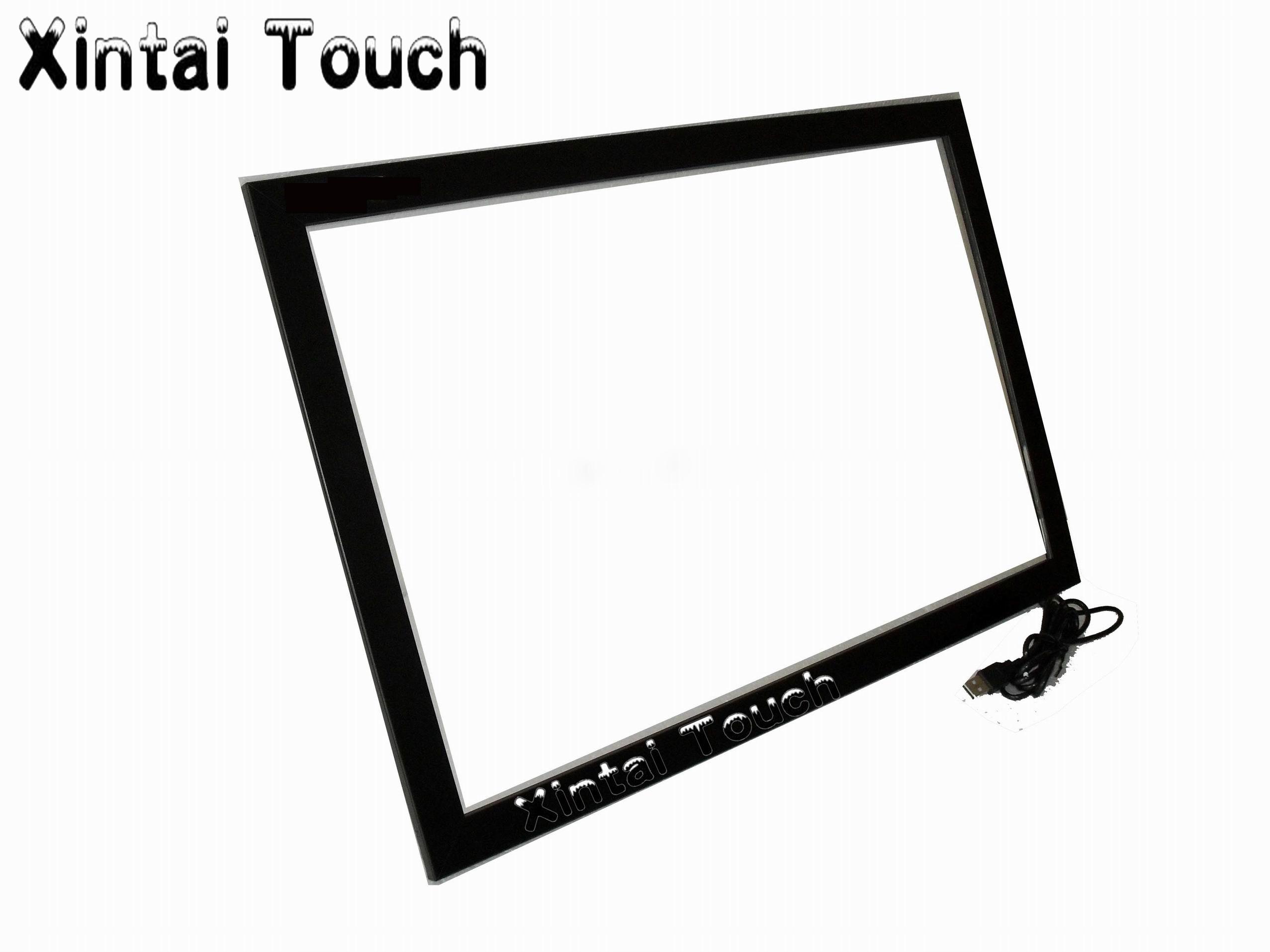 65 дюймов ИК мульти сенсорный экран панель комплект без стекла/интерактивная 10 точек ИК сенсорная рамка/Быстрая доставка
