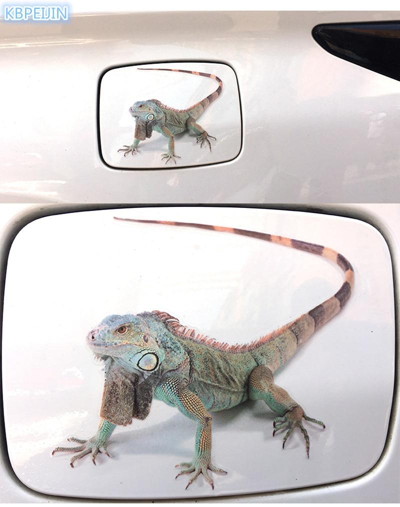 Etiqueta engomada del coche 3D simulación animales araña Gecko Scorpions para Jeep wrangler jk cheroki brújula renegade chaqueta patri Accesorios