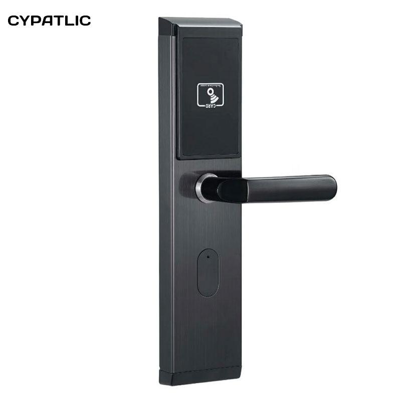 الإلكترونية بطاقة دخول الباب الوصول بدون مفتاح أقفال الباب السكنية صالح للصدأ الباب/مكافحة سرقة الباب