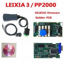 Scanner diagnostic Auto Lexia 3 V48 PP2000 v25-100%   Version nouveau Firmware 921815C Lexia3 Diagbox, garantie de qualité!