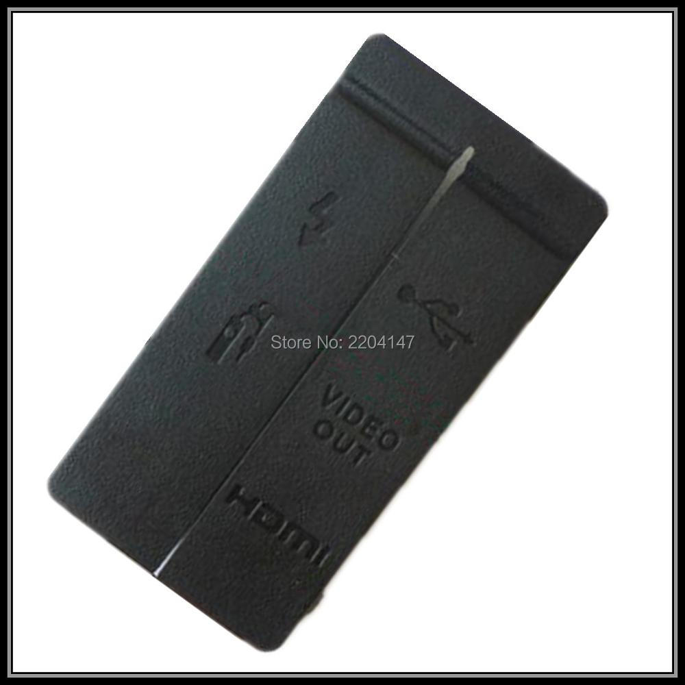 100% новый USB/HDMI DC IN/VIDEO OUT резиновая Нижняя крышка для Canon EOS 50D запасная часть цифровой камеры