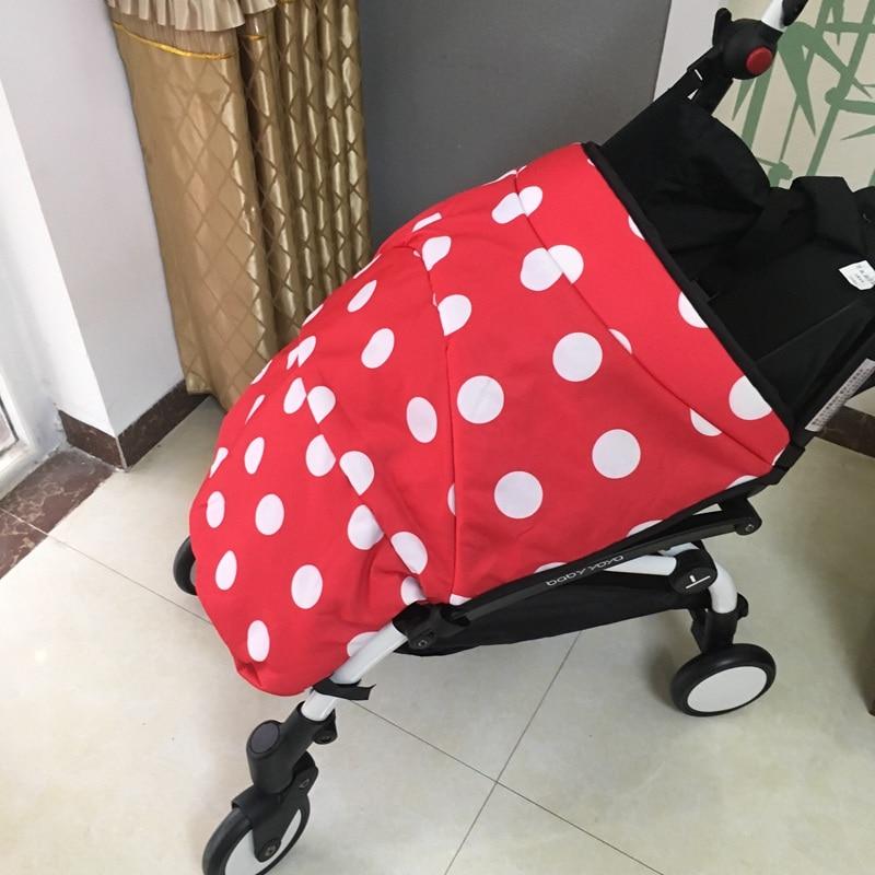 2017 NEW big winter stroller socks leg cover windproof upgrade footmuff foot cover for baby yoya stroller babyzen YOYO stroller