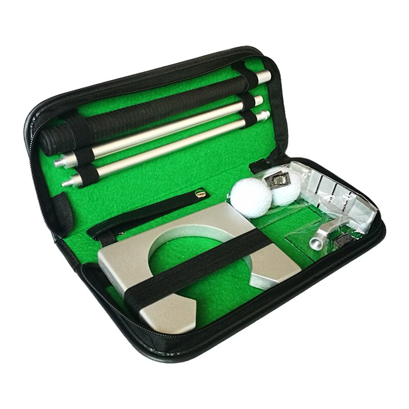 New Golf Training Club Mini Golf Equipment Practice Kit Travel Practice Indoor Golfs Accessories Golf Training Aids Tool Gifts