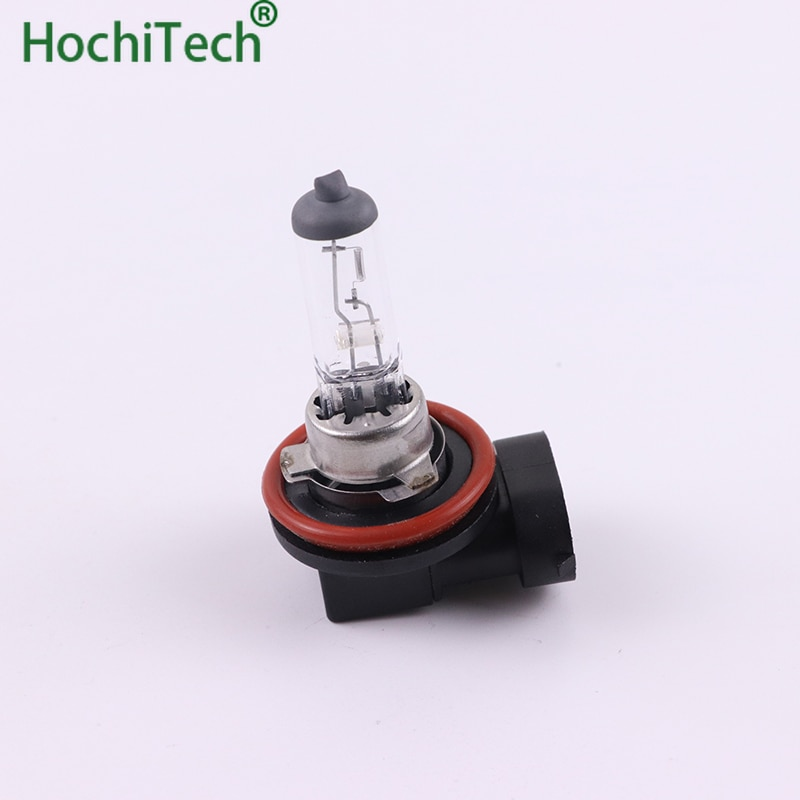 Top Quality H8 Light Halogen Lamp 4500K 12V 35W 3000Lm Xenon Warm White Quartz Glass Car HeadLight R