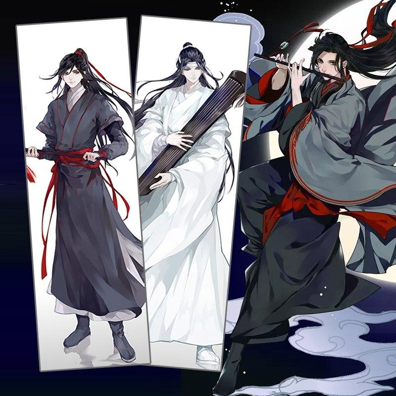 Anime Mo Shi Dao Zu Mestre Demoníaco Cultivo Dakimakura Fronha Corpo China Novela Wei Wuxian Lan Wangji Fronha