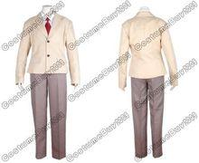 Death Note Light Yagami Anime Halloween Cosplay Costume Uniform Blazer Pants Tie