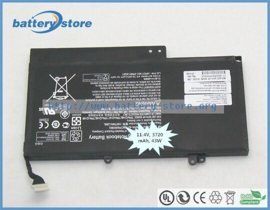 Envío Gratis 11,4 V 43WGenuine batería NP03XL para HP Pavilion X360 13-a012cl 13-a051nr 13-a013cl 13-A050NB 13-a010dx