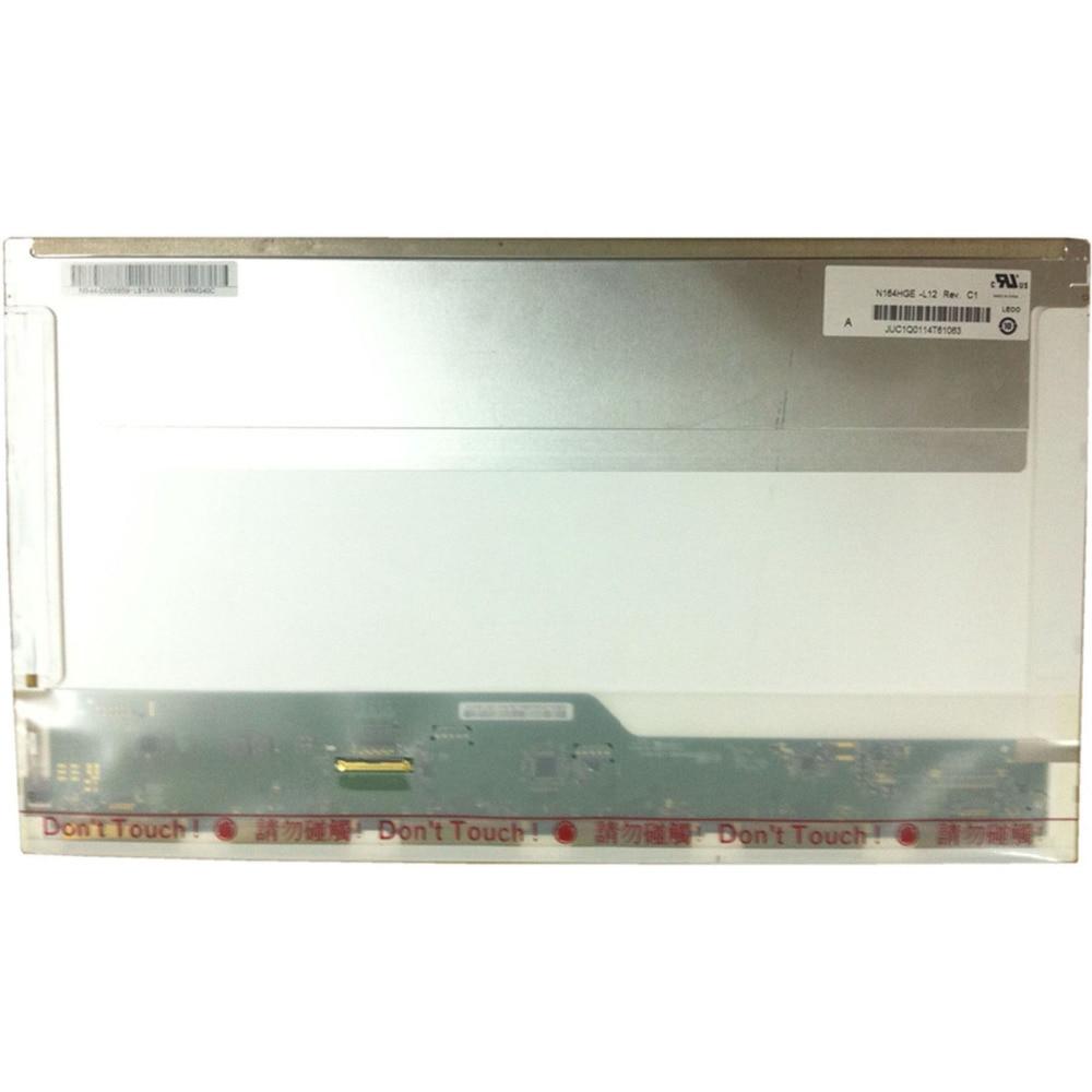 N164HGE-L12 1920*1080 N164HGE-L11 40 PIN para SONY VAIO VPC-F22 series Tela LCD