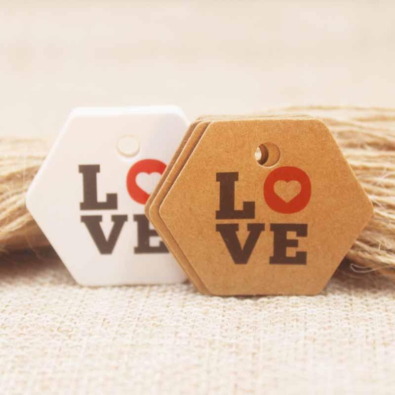 3*3,5 cm estilos mutli Diy feliz San Valentín regalos etiqueta dulce amor san valentín/favores de la boda Etiqueta de amor 100 + 100 código/lote