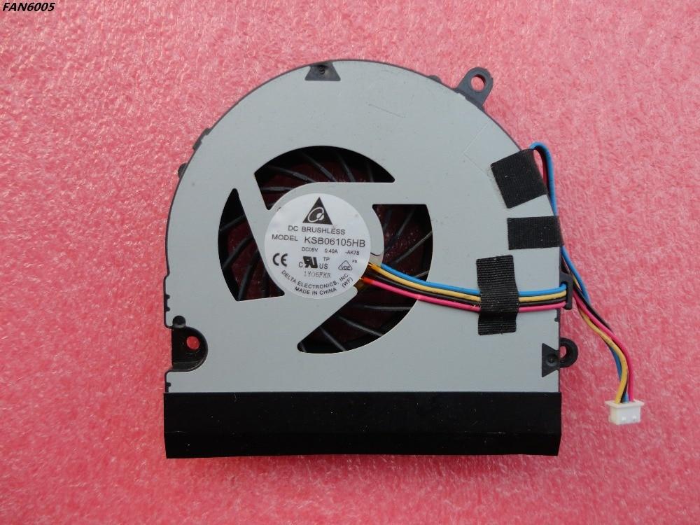 Portátil cpu ventilador de refrigeración para Asus U41 U41J U41JF U41E U41SV ksb06105hb-ak78 KSB06105HB KSB06105HB-BA10