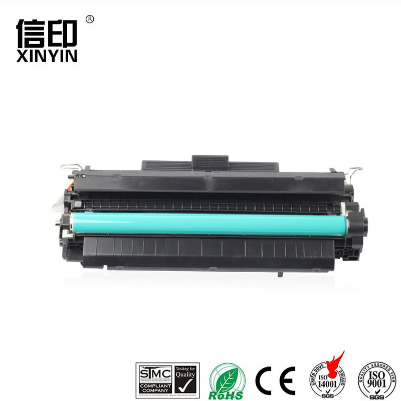 1xcolor 1PK CF214A 214a תואם טונר מחסנית (10,000 דפים) עבור HP LaserJet Enterprise 700/M712dn/M712xh/M72 מדפסת חלקי