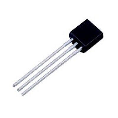 1000 unids/lote nueva BC337 BC337-25 0.8A/45 V NPN bajo transistor a-92