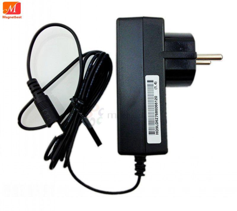 Enchufe de pared para la UE AC Cargador/adaptador de corriente 19V 1.3A/1.2A para LG ADS-40FSG-19 E1948S E2242C E2249 * 6,5*4,4mm con pin dentro